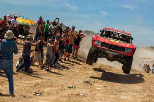 TSCO Trucks Survive the Baja 500