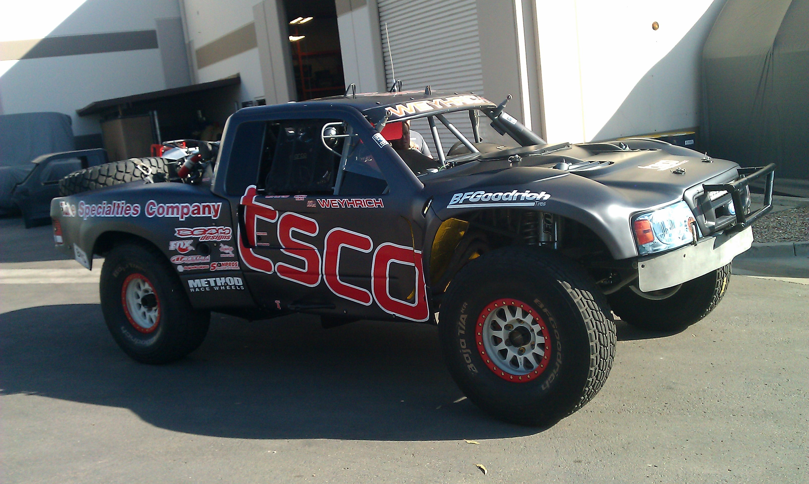 Trophy Truck For Sale >> Tsco G 1 Geiser Truck For Sale Tsco Racing