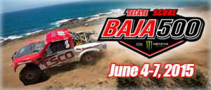 2015 Bud Light SCORE Baja 500